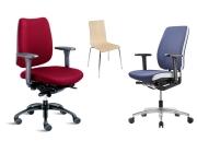 Bürostühle und Sitzmöbel